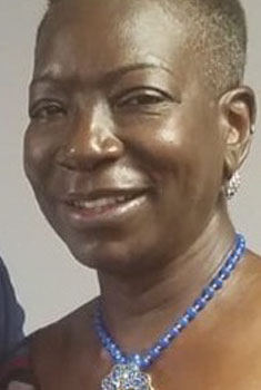 Dr. Alima Palmer Licensed Professional Counselor, PHD