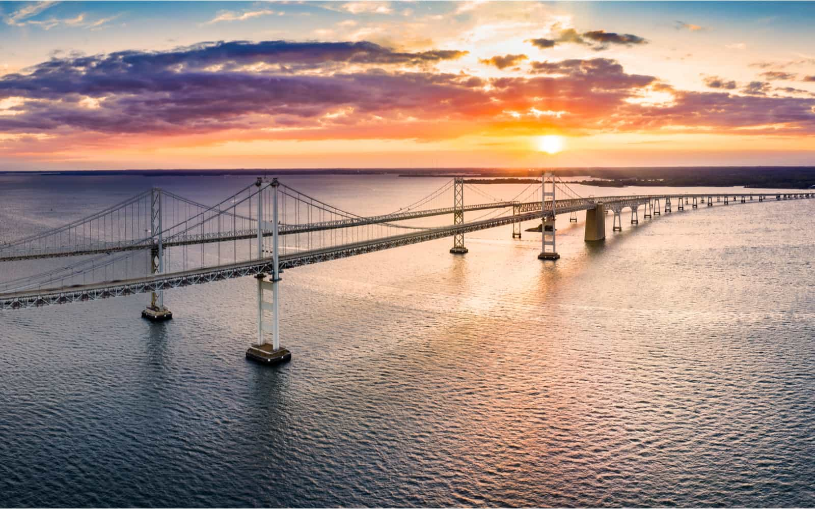 Chesapeake-Bay-Bridge - Meet The Founder of Washington Nutrition & Counseling Group