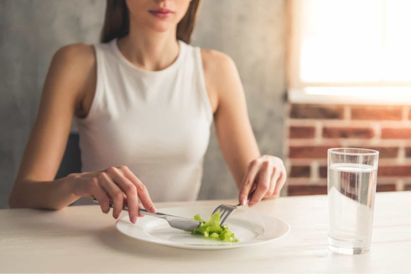 Mental Health Counseling for Eating Disorder Nutrition Evaluation and Counseling