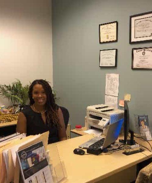 Washington Nutrition & Counseling Group in Washington, DC inside office