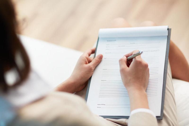 Patient Registration Forms