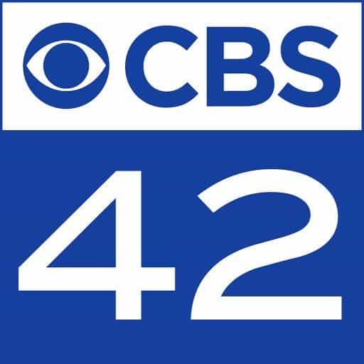 CBS 42 Logo