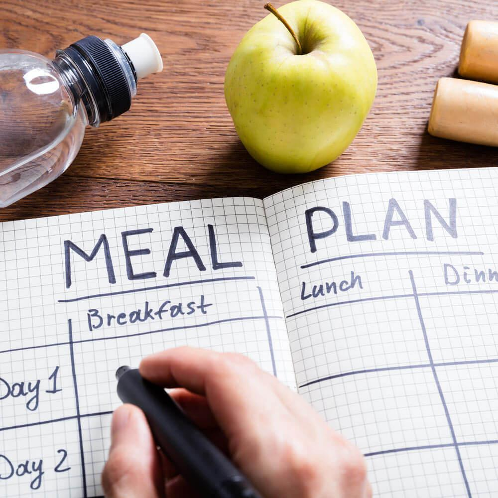 Weight Loss Programs and Licensed Dietitian Nutritionists near me
